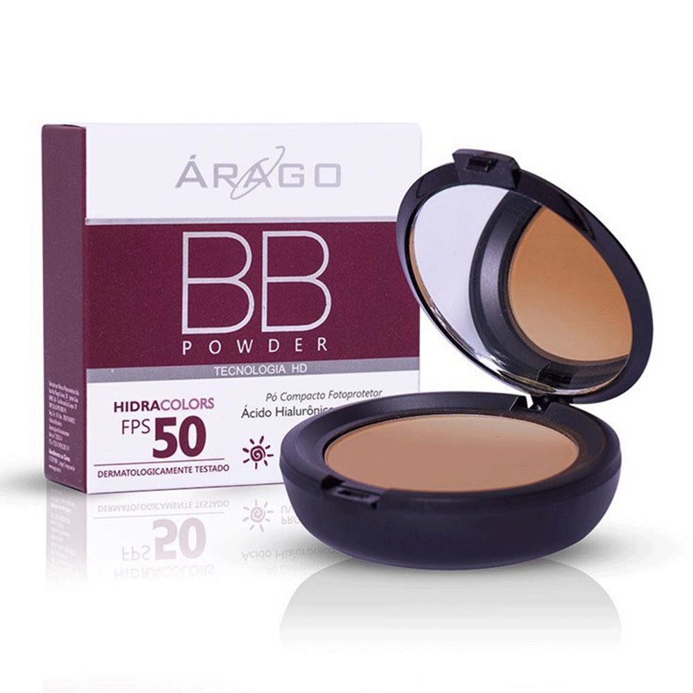 BB Powder Hidracolors FPS 50 - Bronze 12g