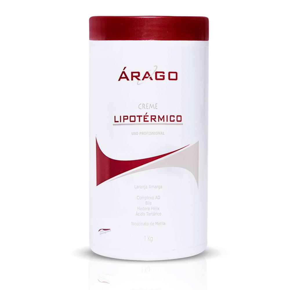 Creme Lipotérmico Hiperemiante Redutor 1kg
