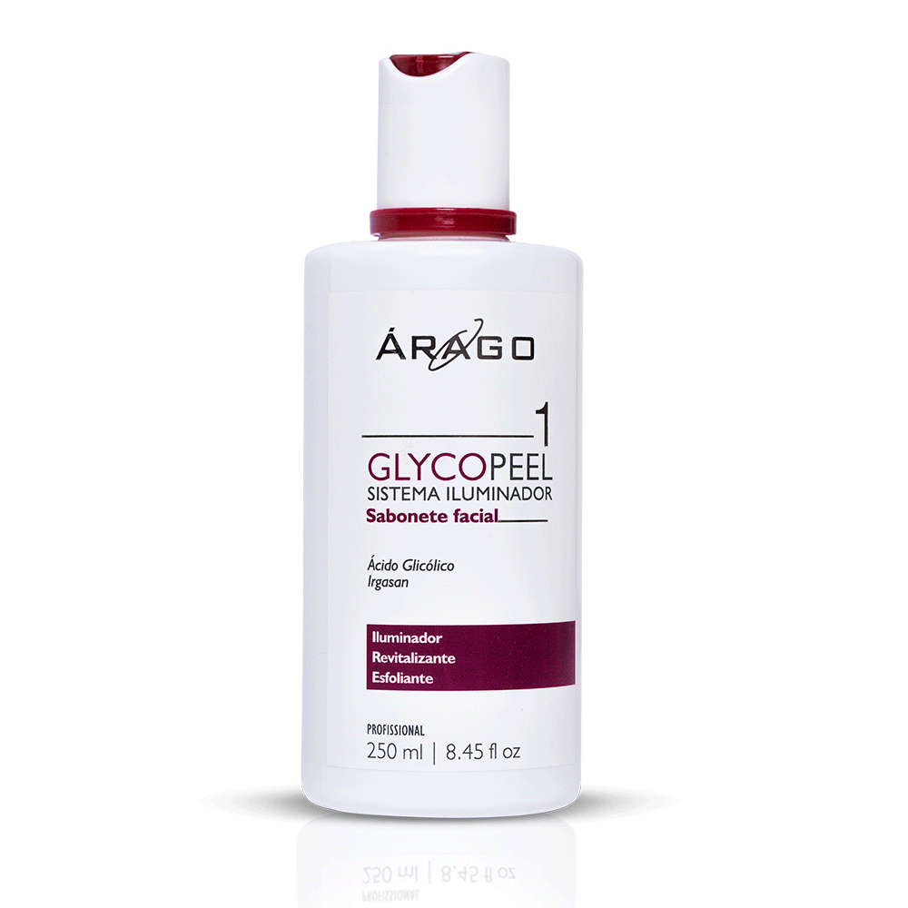GlycoPeel Sabonete Ácido Glicólico 250ml