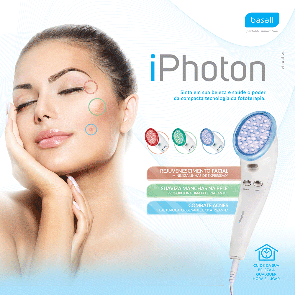 Iphoton Basall - Aparelho Portátil de Fototerapia 1 Und