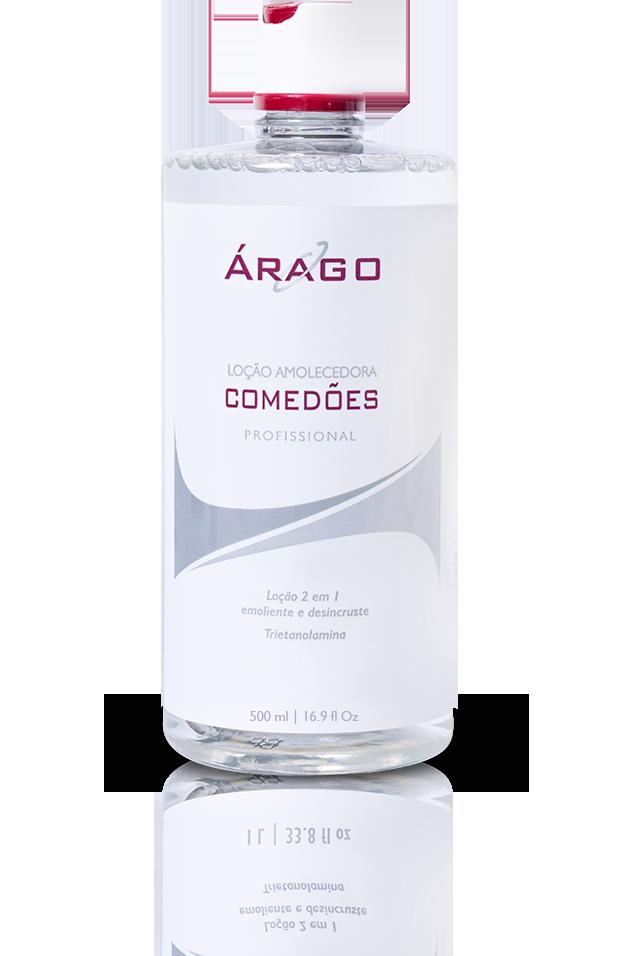Loção Amolecedora de Comedões 2 em 1 - 500 ml