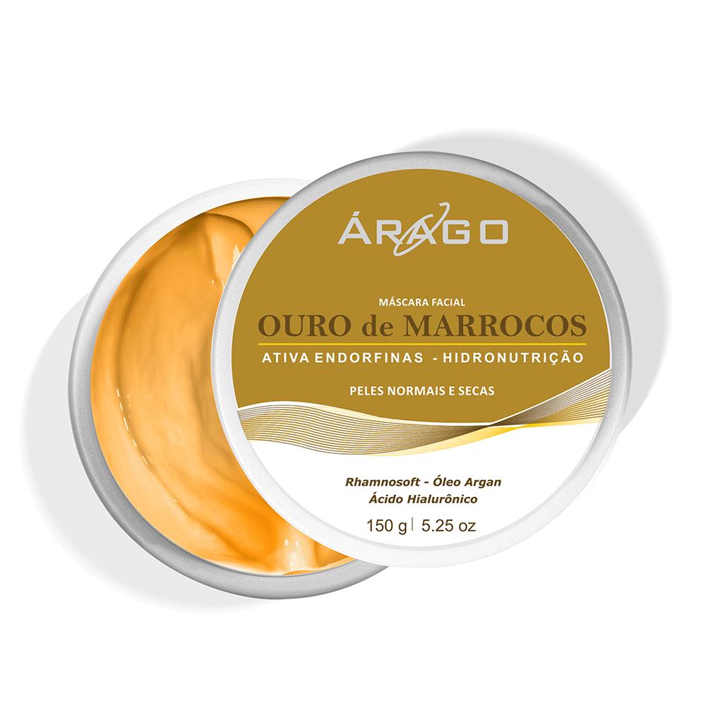 Máscara Ouro de Marrocos 150g