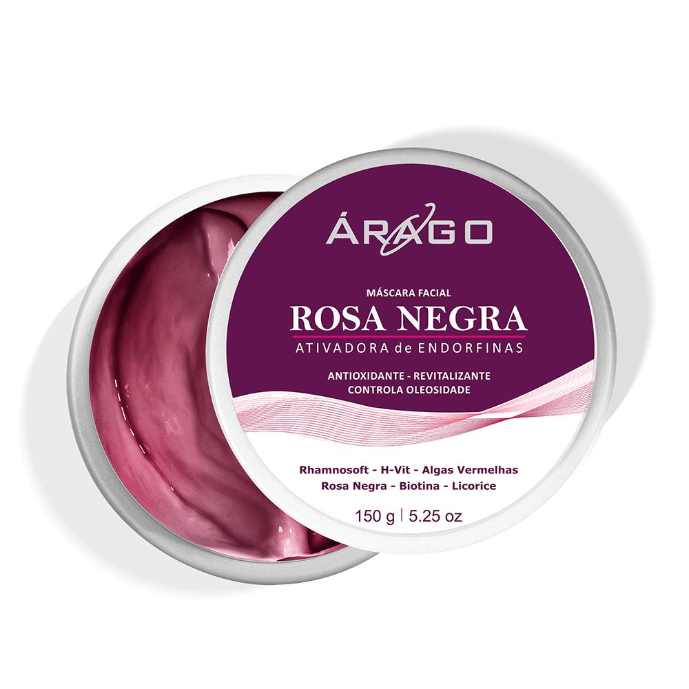 Máscara Rosa Negra 150g