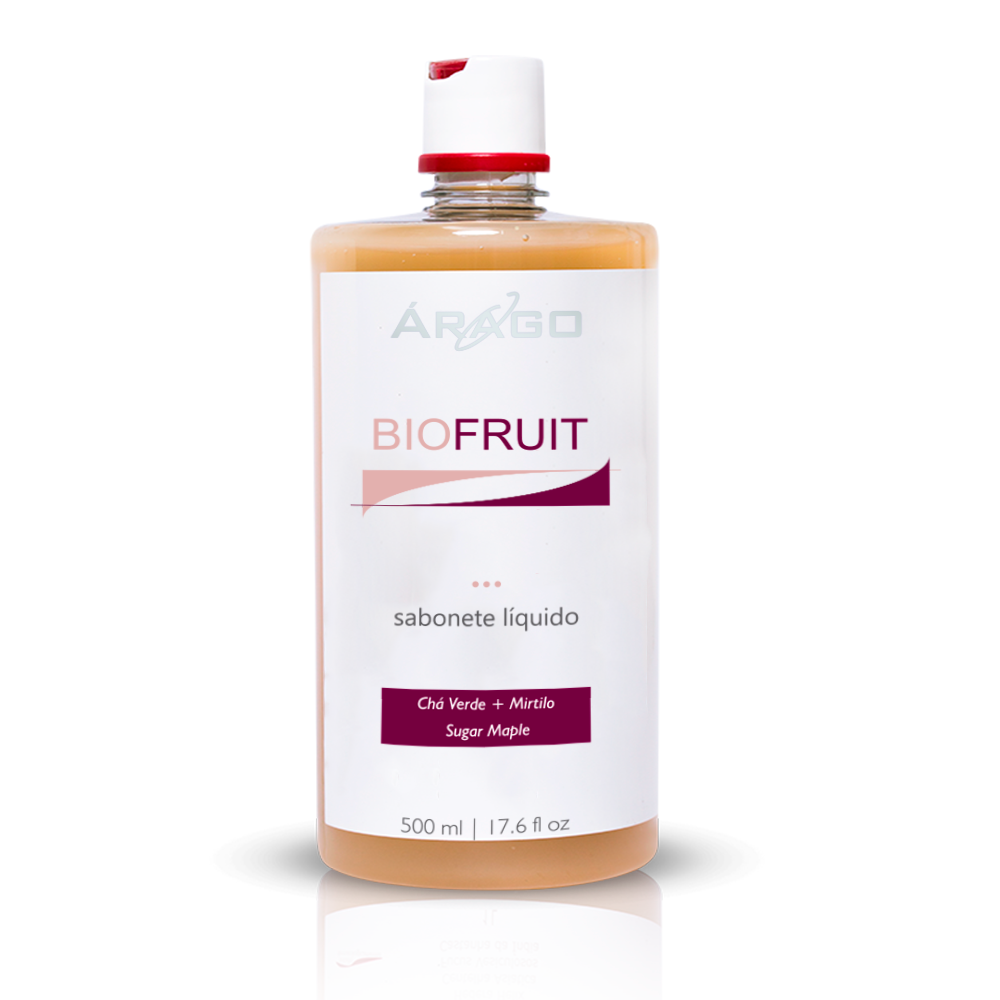 Sabonete Gel BioFruit 500 ml