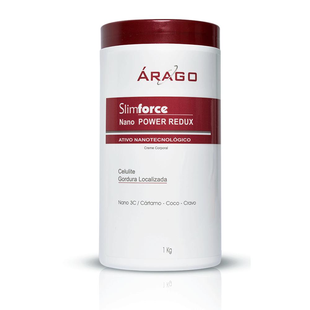 SlimForce Creme Nano POWER REDUX 5% 1kg