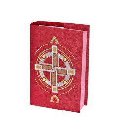 Funda Libro de los Evangelios Christus Totus CE304