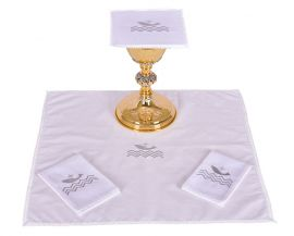 Conjunto de Altar Algodón Papa Francisco B185