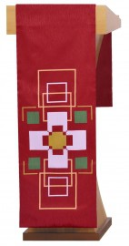 Paño de Atril Cruz S196