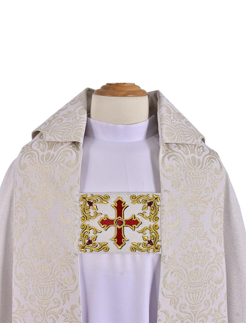 Capa de Asperges Pontifical CP514