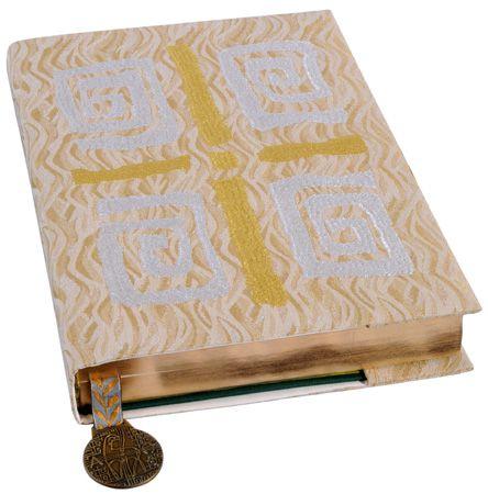 Capa Libro de los Evangelios Evangelistas CE299