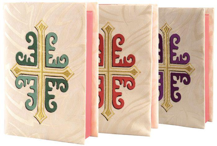 Funda Libro de los Evangelios Salus Mundi CE290