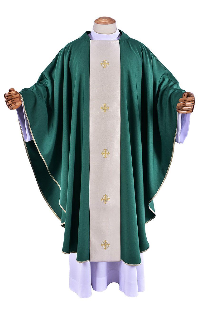 Casulla Padre Manoel Da Nóbrega CS100