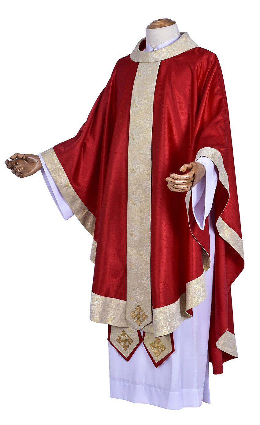 Casulla Ángel Gabriel CS076
