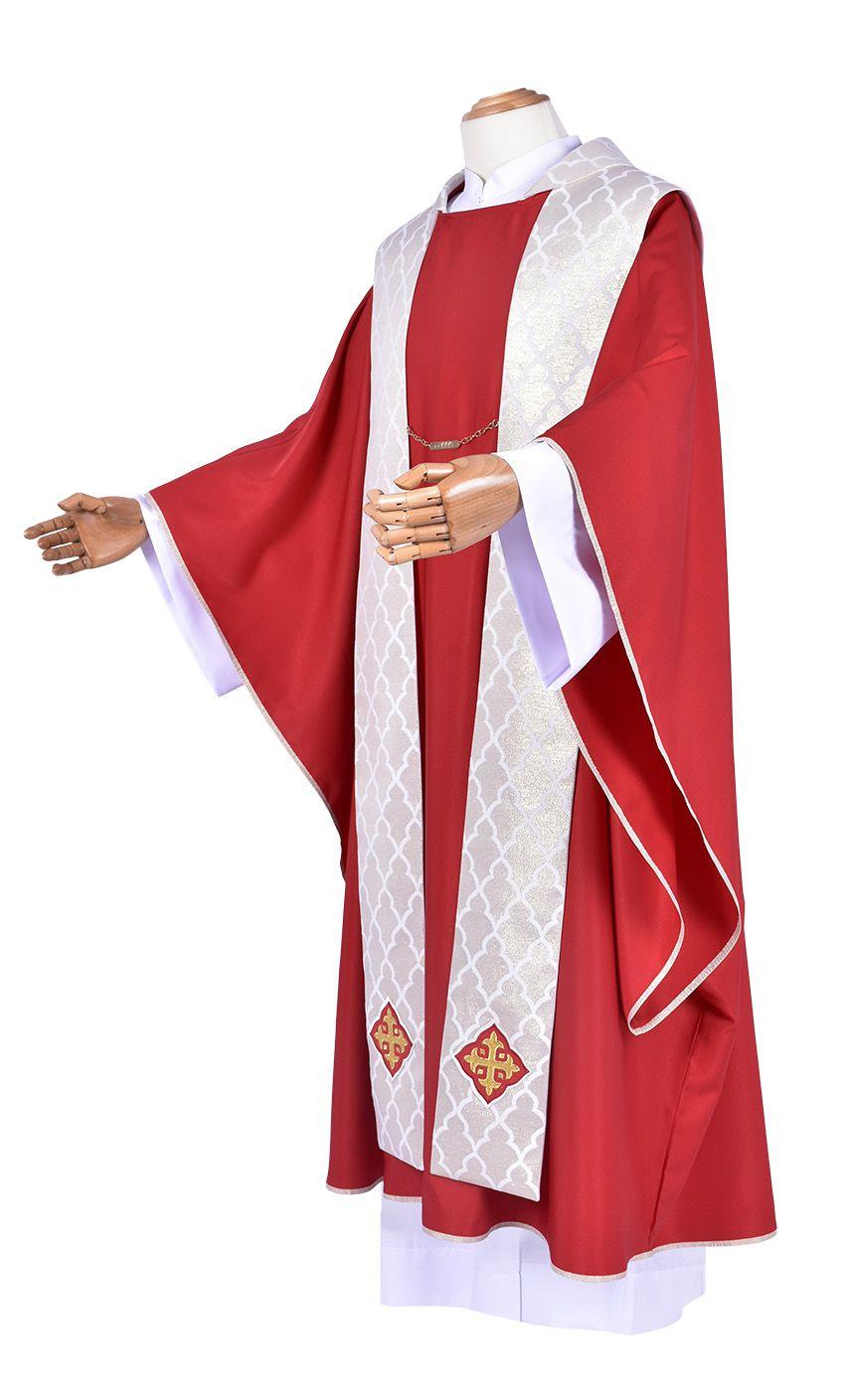 Casulla Profetas CS093