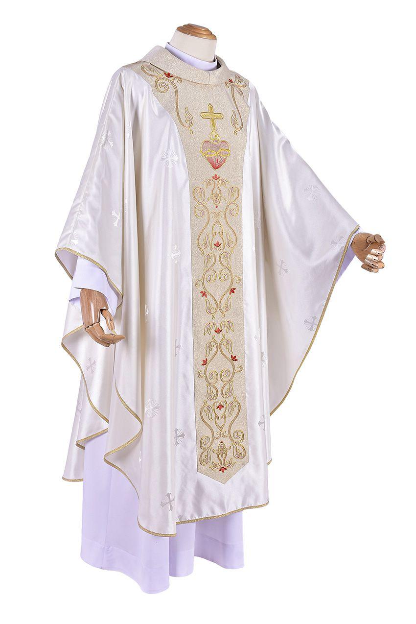 Casulla Sagrado Corazón CS058