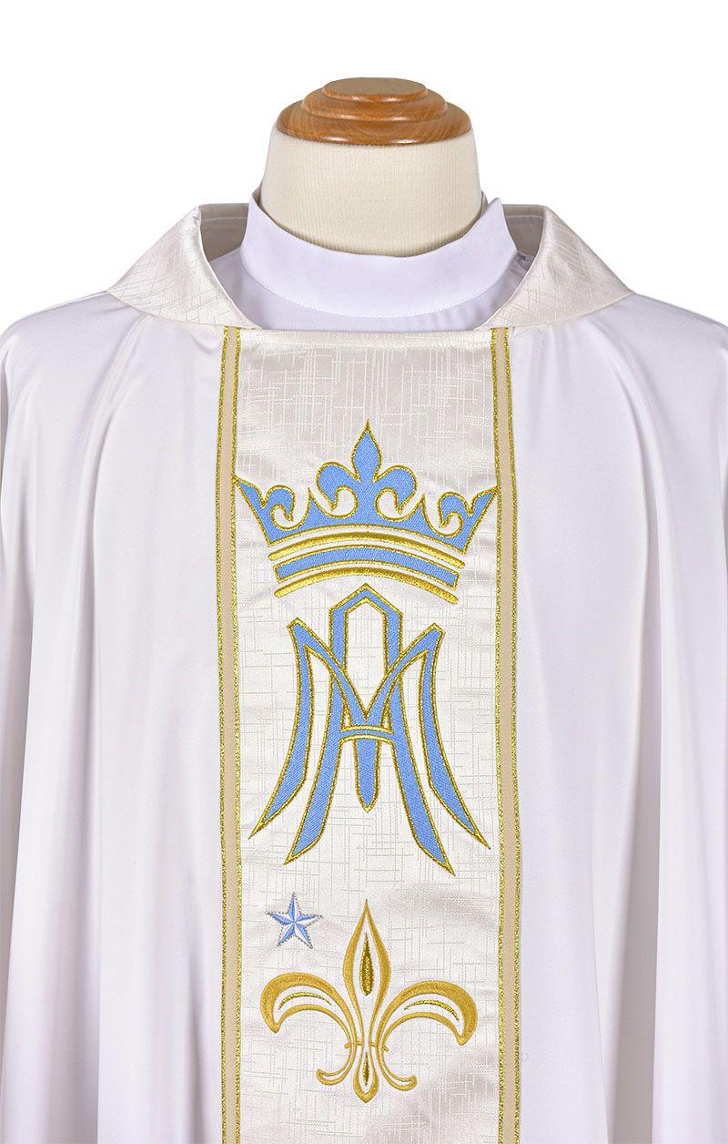 Casulla Santa María CS064