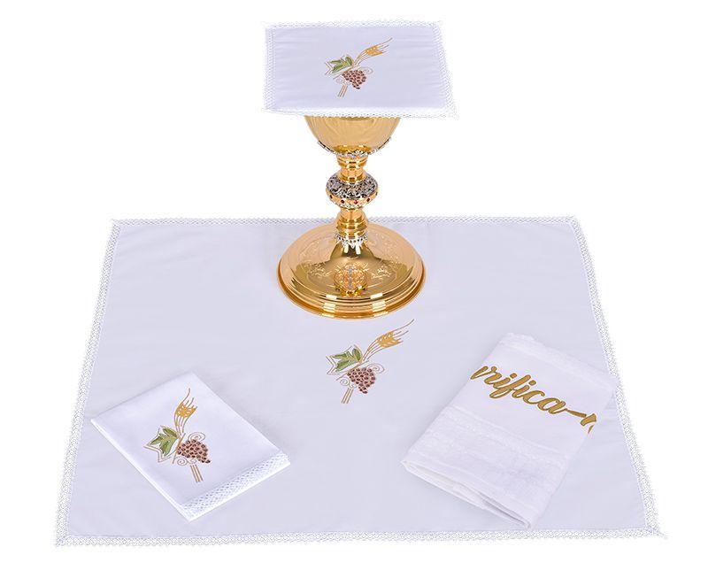 Conjunto Paños de Altar Algodón Oferenda CA107