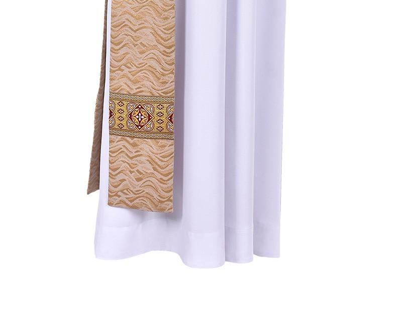Estola Diaconal Capa de Asperges Adoración ED904