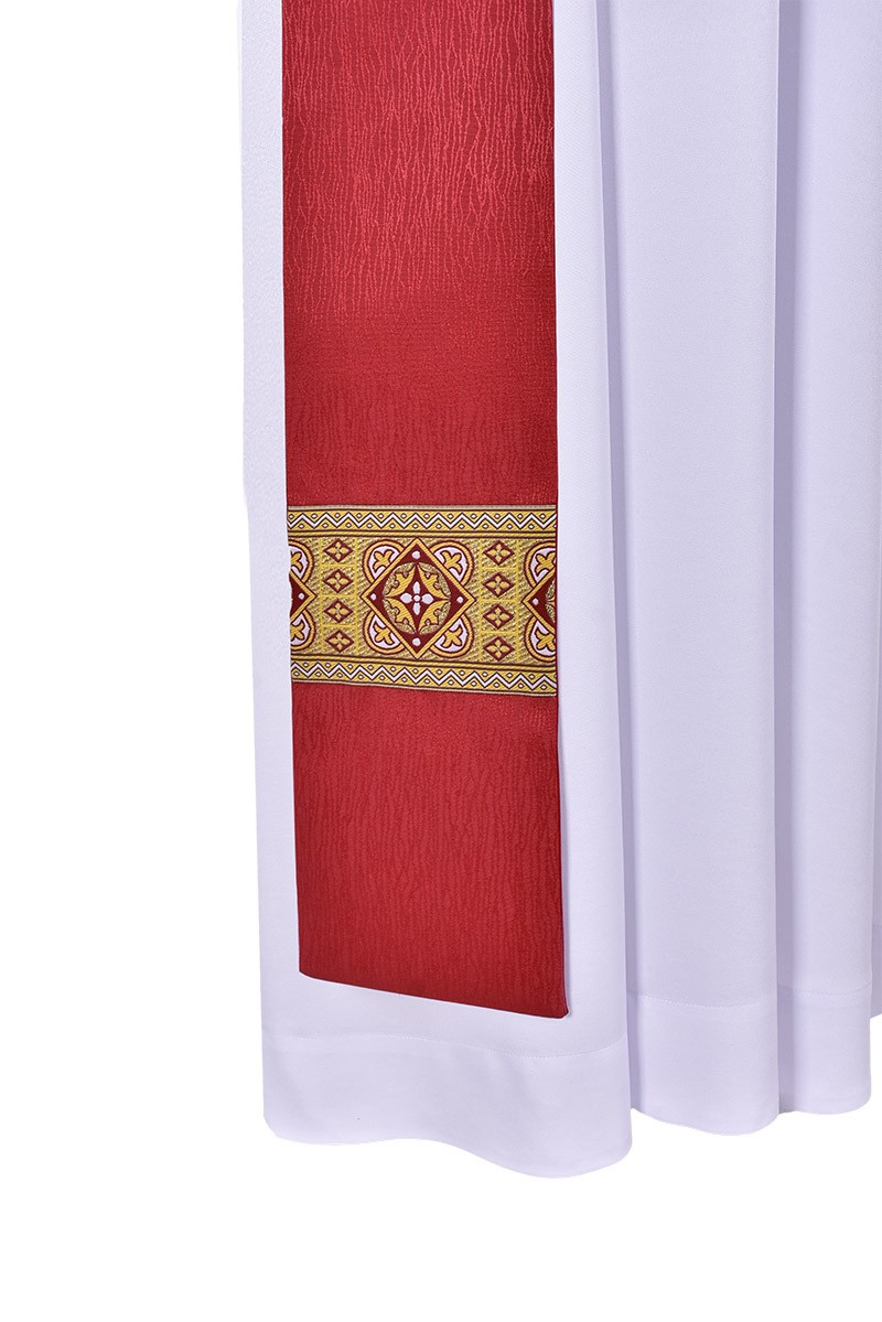 Estola Diaconal Capa de Asperges Parroquial ED913