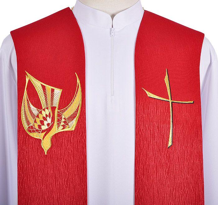 Estola Sacerdotal Pentecostes ES251