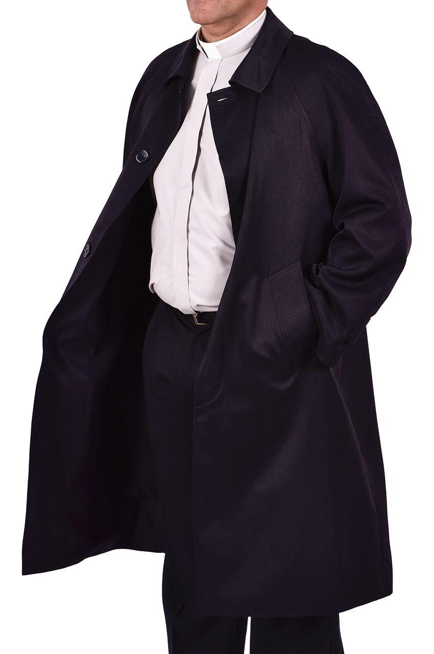 Abrigo Clerical ST100