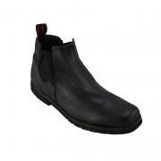 Botina West Boots  Masculino Preto - 010