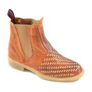 Botina Infantil West Boots Trice Pvc Wisky - 05