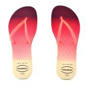 Chinelo Flat Sunset