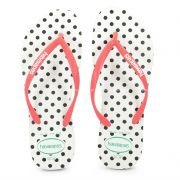 Chinelo Havaianas Branco Sl Fresh Pop-Up - 4130296