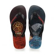 Chinelo Havaianas Game Of Thrones Preto - 4141854