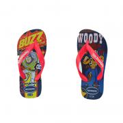 Chinelo Havaianas Kids Toy Story 4 Azul Indigo - 4144542
