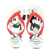 Chinelo Havaianas Top Disney Branco - 4139412