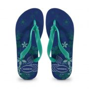 Chinelo Havainas Color Silk Regata Light Blue - 4141207
