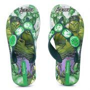 Chinelo Infantil Avengers Verde Verde - 25956