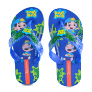 Chinelo Infantil Luccas Neto Azul - 26489