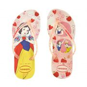 Chinelo Kids Slim Princess