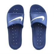 Chinelo Masculino Nike Kawa Shower Marinho Branco - 832528-400