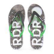 Chinelo Rider R1 Energy Preto Verde - 10719