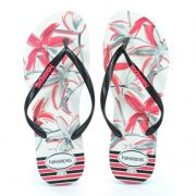 Chinelo Slim Tropical