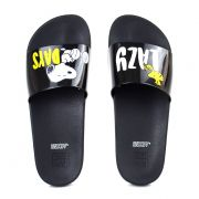 Chinelo Zaxy Snoopy Slide