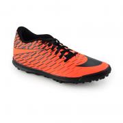 Chuteira Nike Society Bravatax Laranja Preto - 844437-808