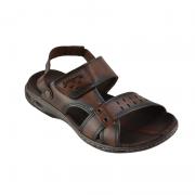 Sandalia Pegada Masculina Anilina Pinhao - 130653-02