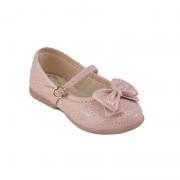Sapatilha Kidy Infantil Meninas Nude - 0150287
