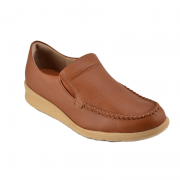 Sapato Feminino Anabela Usaflex Canela - Ad4106
