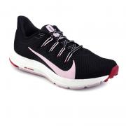 Tenis Feminino Nike Quest 2 Preto Lilas - Ci3803-006