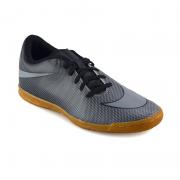 Tênis Futsal Nike Bravata Ii Preto Cinza - 844441-004