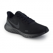 Tenis Masculino Nike Revolution 5 Preto - Bq3004-001