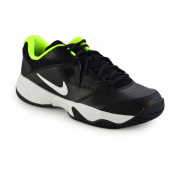 Tenis Masculino Nike Court Lite 2 Preto Branco - Ar8836-009