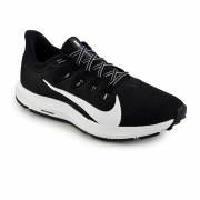 Tenis Masculino Nike Quest 2 Preto Branco - Ci3787-002