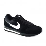 Tênis Masculino Nike Runner 2 Preto Branco - 749794-010